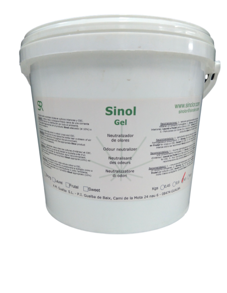 Sinol Gel Sweet 4,5